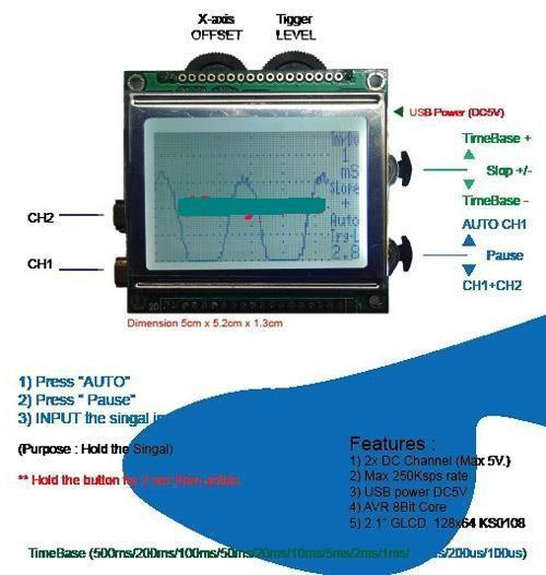 حصرية!!! أصلي التكنولوجيا DS0150 15001 كيلو DSO-SHELL DSO150 diy الرقمية راسم كيت شحن مجاني