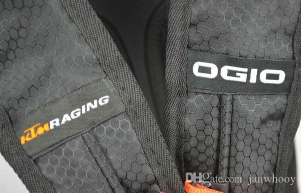 Livraison gratuite moto Motocross KTM sac d'hydratation sacs de style nouveau sacs de voyage paquets de course pack casque de vélo BB-KTM-06