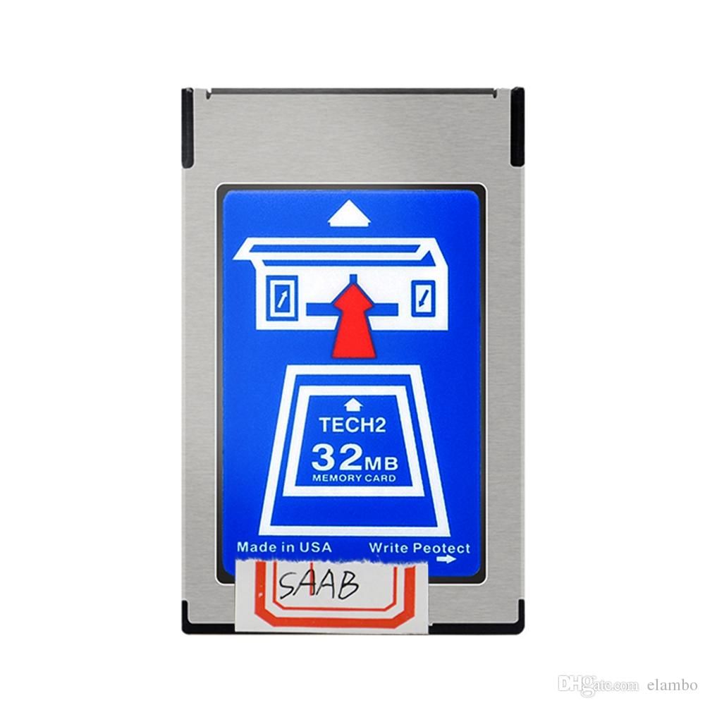 Top-Rated 32MB CARD FOR GM TECH2 6 kinds software original gm tech2 32mb card ,32 MB Memory GM Tech 2 Card