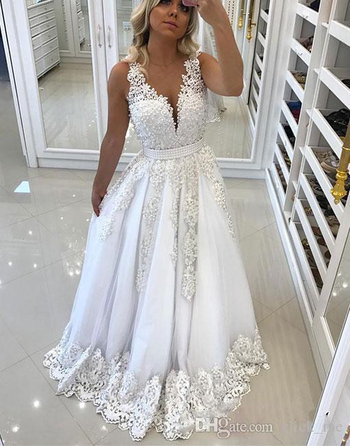 Глубокий V шеи спинки Пром платья с кружевными аппликациями лук створки жемчуг бусины коктейль платья на заказ вечернее платье Vestidos феста