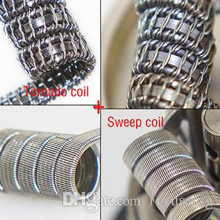Coil wire vape prebuilt clapton alien vape coil sweep coiltornado coil wire vape prebuilt clapton alien vape coil sweep coiltornado coil group sell subohm for rta rda vaping vaping wire gauge what is a resistance wire greentooth Gallery