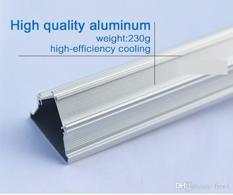 V-Shape 3ft 4ft 5ft 6ft 8ft Led Tube T8 Integrated Led Tubes Double Sides SMD2835 Led Fluorescent Lights AC 85-265V 270angle CE