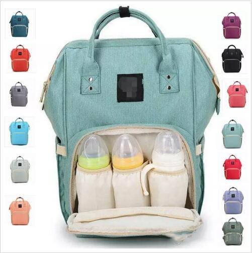 Mommy Diaper Bags Desinger Nappies Backpack Fashion Mother Backpack