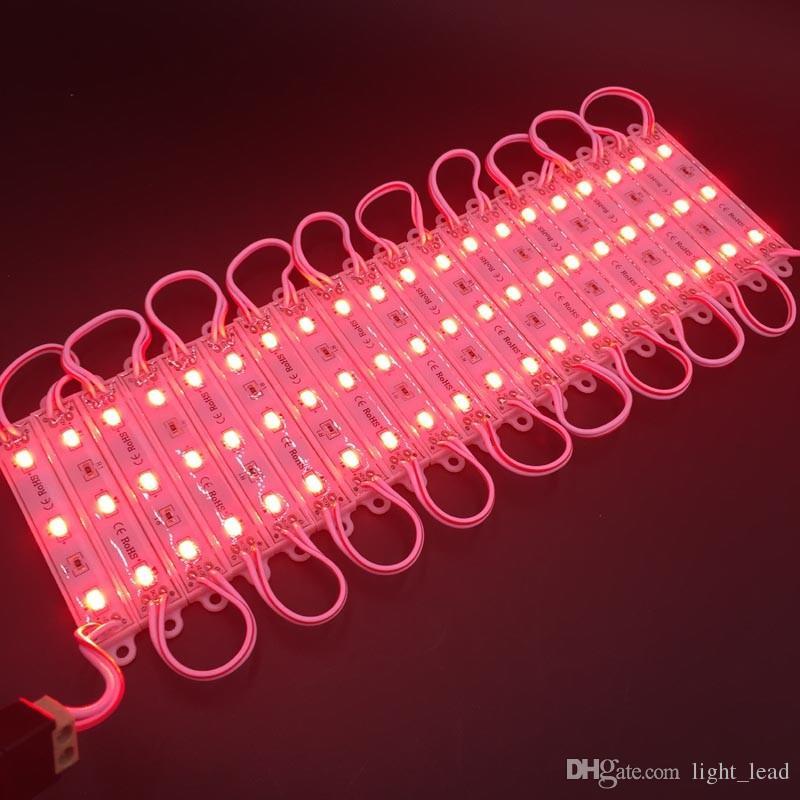 LED Modülü 5730SMD Su Geçirmez 12 V LED Medules Arka Işık Reklam Tasarım IP65 LED Modülleri Işık DHL Ücretsiz kargo