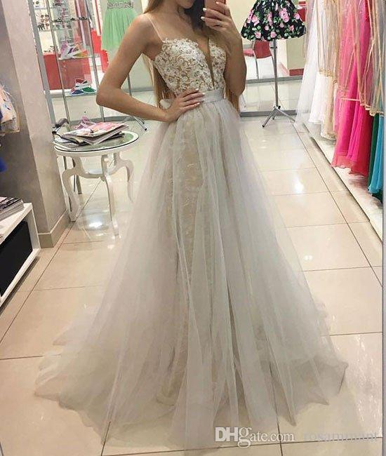 e9bbf56a7b White Sweetheart Lace Tulle Long Prom Dress White Evening Dress Charming Prom  Dress Lace Elegant Woman Formal Dresses Green Prom Dress Inexpensive Prom  ...
