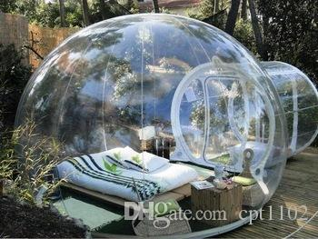 Electric Blower the Most Popular Outdoor Inflatable Transparent Bubble Lawn Tent 4m * 3m Dome C&ing Tent Inflatable Tent Inflatable Bubble Tent Bubble ... & Electric Blower the Most Popular Outdoor Inflatable Transparent ...