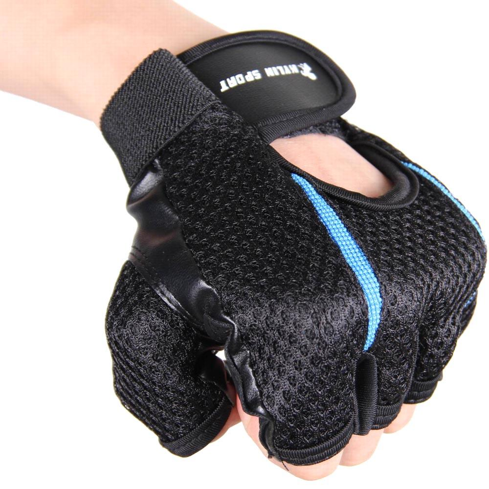 GEL Half Finger Men Cycling Gloves Non-Slip for MTB Bike/Bicycle Guantes Ciclismo Racing Luvas Sport Bicicleta Training Gloves