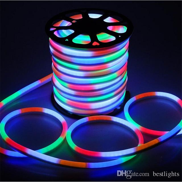 220v 100 cm cutting unit led rgb neon flex lights 80ledm soft neon 220v 100 cm cutting unit led rgb neon flex lights 80ledm soft neon light strip rope lights sign waterproof ip68 rgb led strip lights rgb led neon flex rgb aloadofball Images