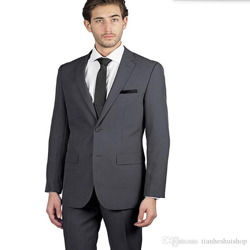2018 New Design Men Suits Stylish Modern Men Wedding Suits Tuxedos ...