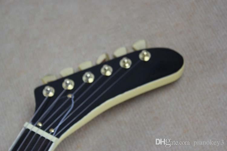 Özel keşfetmek gitar, krem / cs renk, çin mades gitar, ücretsiz kargo