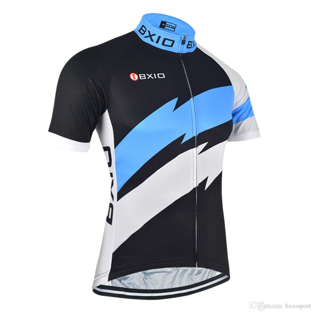 2017 BXIO Brand New Design Cycling Jersey Summer Short Sleeve Bike Clothing  Cool Outdoor Sport Wear Bicycle Jersey Ropa Ciclismo BX 146 Cycling Apparel  Bike ... 0aefb9a30