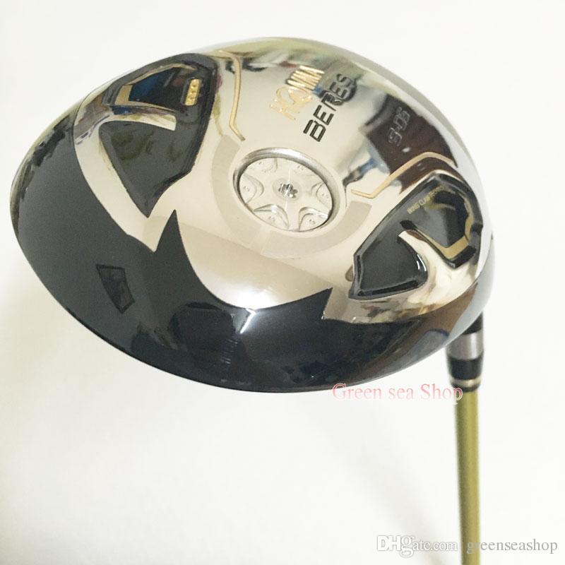 جديد نوادي الجولف honma BERES S-05 Golf driver 9.5 / 10.5 دور علوي نوادي الجرافيت رمح r أو s flex شحن مجاني