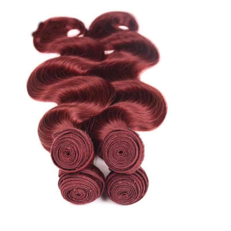 #33 Human Hair Bundles Brazilian Body Wave Hair Weaves Top Quality Virgin Human Hair Extensions Weft 8-28 inch or Promotion