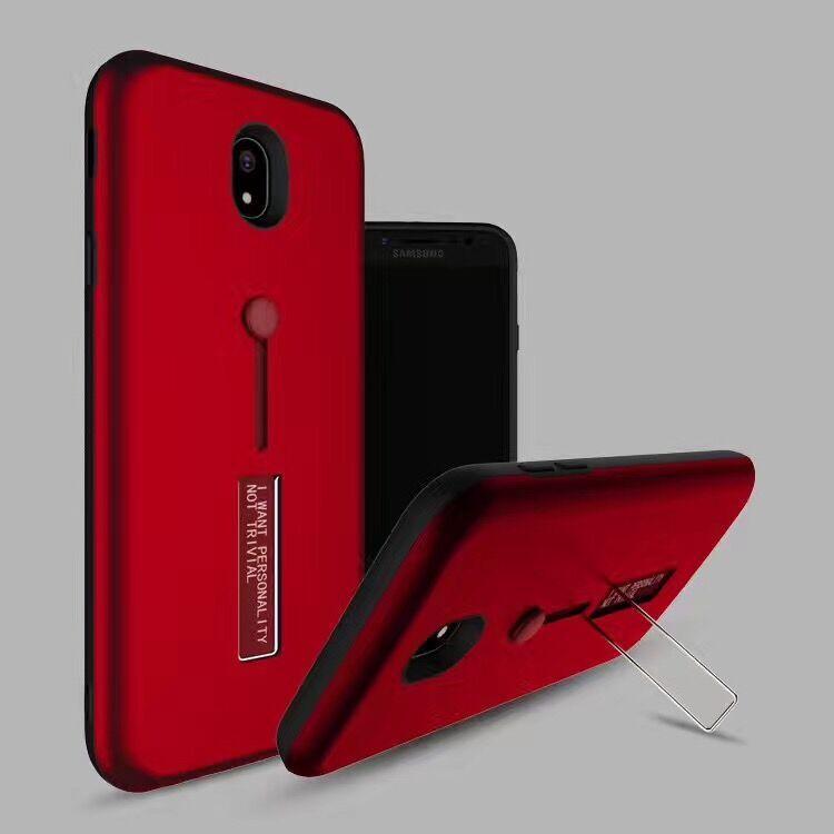 3e4f22de033 Fundas Celular Defender Case Kickstand Funda Híbrida Case 360 Ring Back  Para Samsung Galaxy J5 2017 J5 PRO J7 2017 J7 PRO Versión Europea Fundas  Para El ...