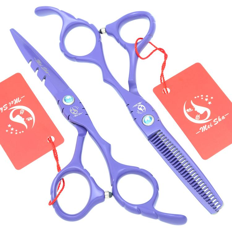 6.0Inch Meisha Professional Hairdressing Scissors Best Barber Scissors JP440C High Quality Hair Thinning Scissors Hair Cut Shears ,HA0178