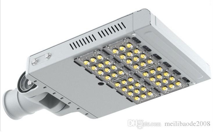 O mais novo projeto módulo de luz de rua LEVOU 100 w 120 W 150 w 200 W 250 W levou rua luzes da estrada ao ar livre iluminação solar rua led