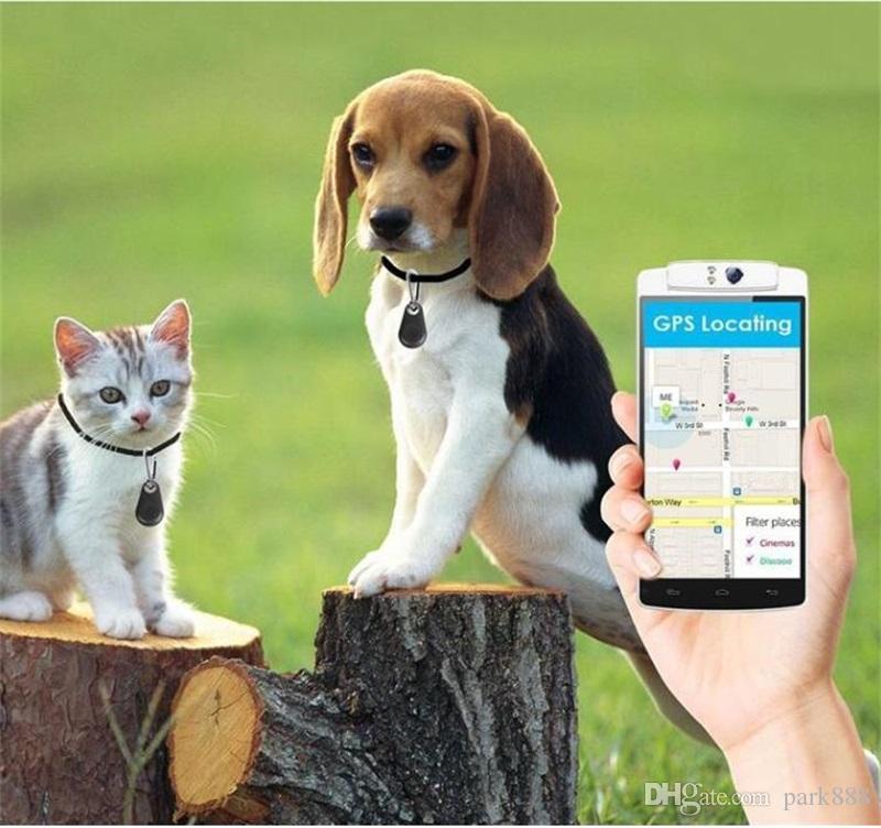 GPS Tracker Mini Wireless Phone Bluetooth 4.0 Allarme iTag Key Finder Registrazione vocale allarme anti-perso smartphone Android ios