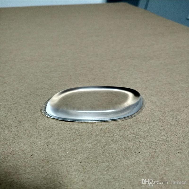 스폰지 블렌더 세트 블렌딩 파우더 6 색 스무스 퍼프 플로리스 레스 파운데이션 라텍스 프리 페이스 Silisponge 투명한 투명 실리콘 스폰지
