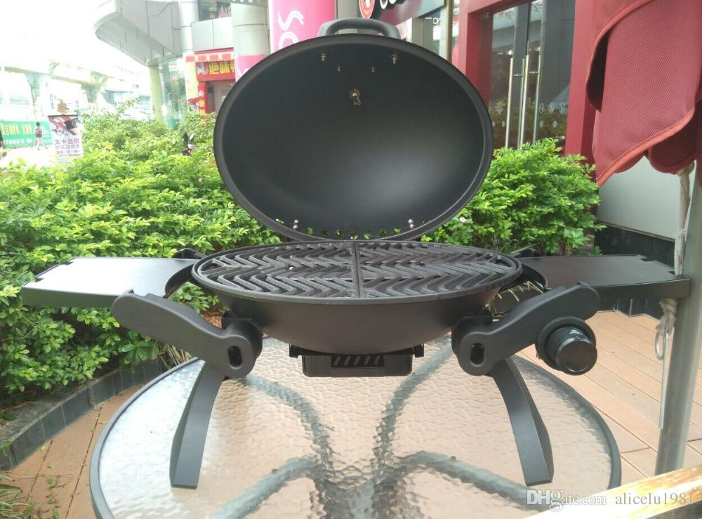 Mini Outdoor Bbq Grill Foldable Gas Grills Portable Weber