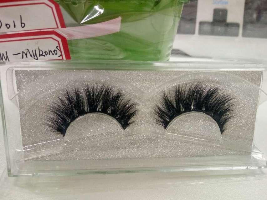 100% Real Siberian 3D Mink Full Strip False Eyelash High Top Quality Eyelashes Mink Lashes Extension
