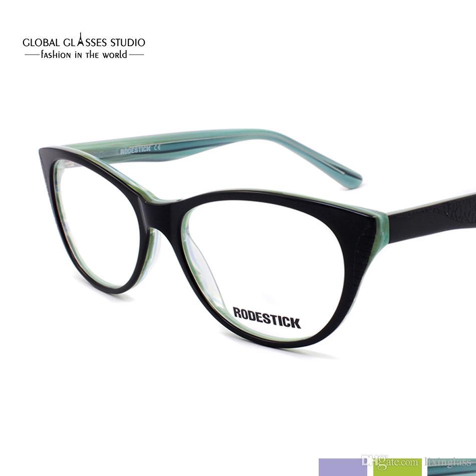 Großhandel Hochwertige Rodestick Frauen Optische Brillen Brillen ...