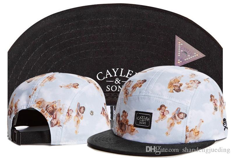Cayler Sons gorras de béisbol Logotipo del bordado snapback ajustable sombreros Snapback Caps para hombres mujeres bone gorras gorra