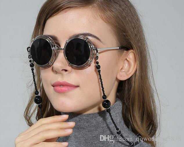 Glasses stylish chain video