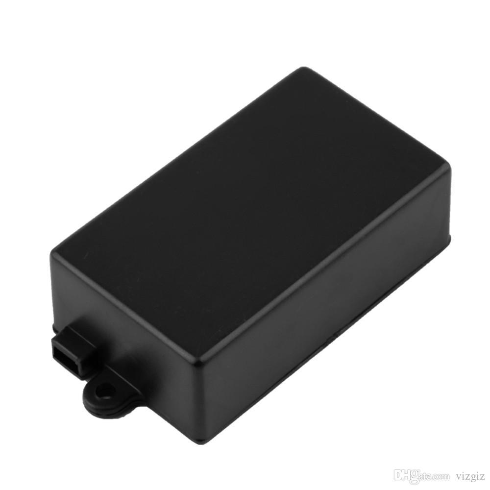 GV-04A 220 V 10A 1 Tek kanallı Kablosuz Röle Uzaktan Kumanda Anahtarı 315 MHz Su Geçirmez Uzaktan Kumanda