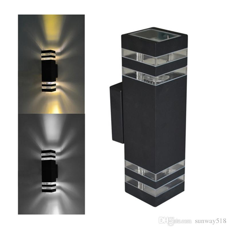 Modern outdoor wall lamps outdoor lighting ideas for Modern exterior lamps