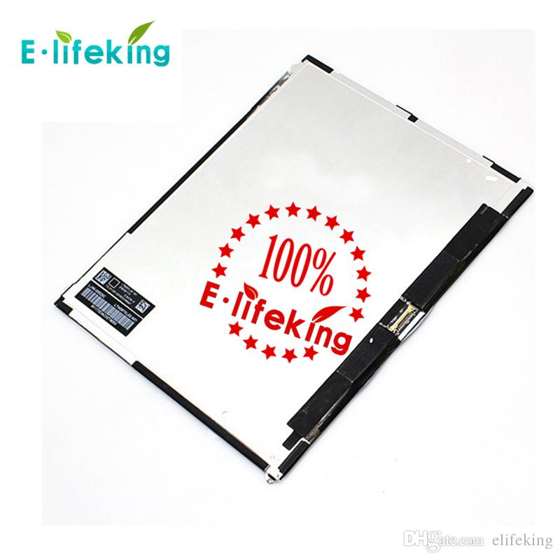 For iPad 2 3 4 lcd display Touch Screen Digitizer Assembly Glass Front Lens Replacement Part for iPad DHL