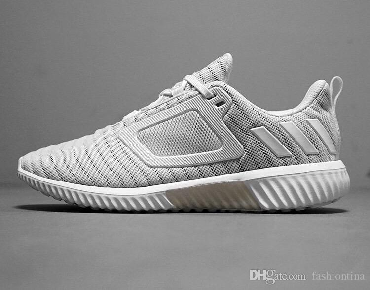 a237aad1618cc 2019 2017 New Fashion White Climacool Bounce Running Shoes