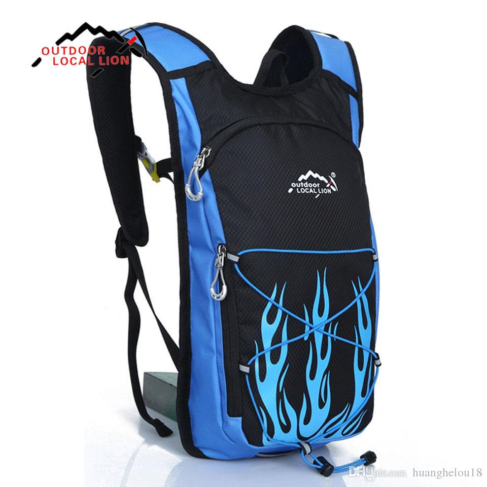 LOCAL LION 8L Waterproof Backpack Ultralight Outdoor Bicycle ...