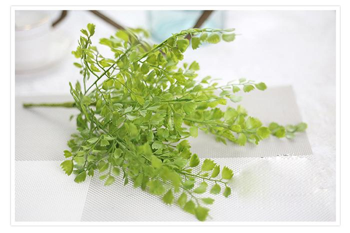 Wholesale Free Shiping Long Spring Feeling Charming Artificial Green Plant Money Eucalyptus Leaves for Home Hotel Store or Garden Decoration