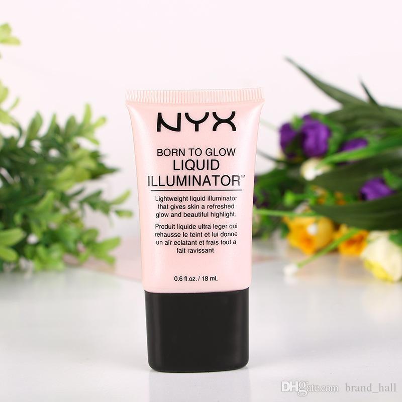 2017 Nuovo Arrivato NYX Evidenziatore Trucco Crema Concealer BB Cream NYX Contour i nyx cosmetici 18 ml Spedizione Gratuita
