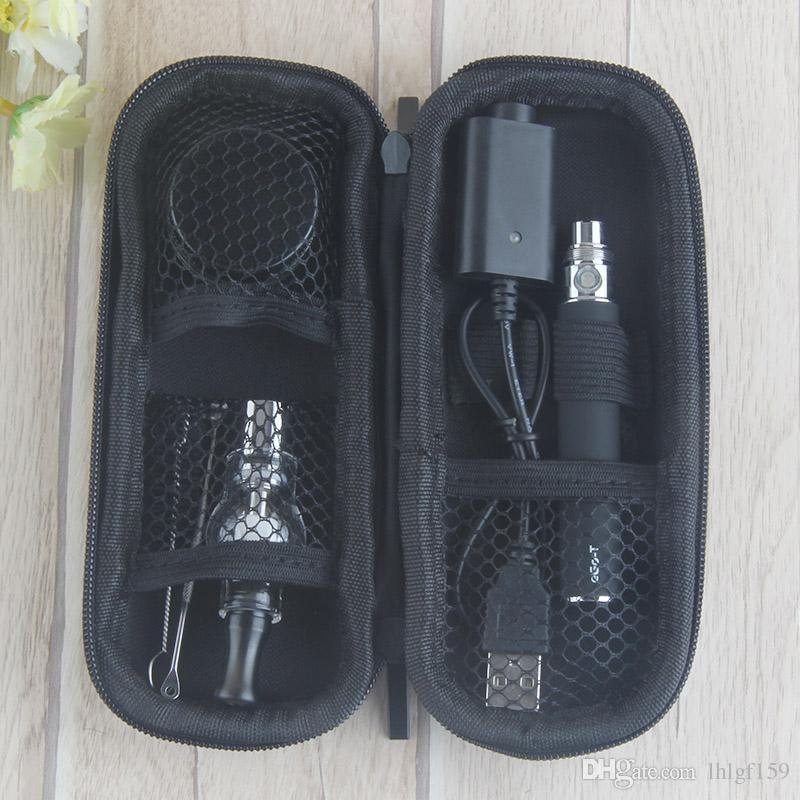 COLORS Dome Portable Vaporizer Portable Wax Vape Pen Discreet glass globe Waxy Oils Compact ego Battery electronic cigarette vs ego CE4