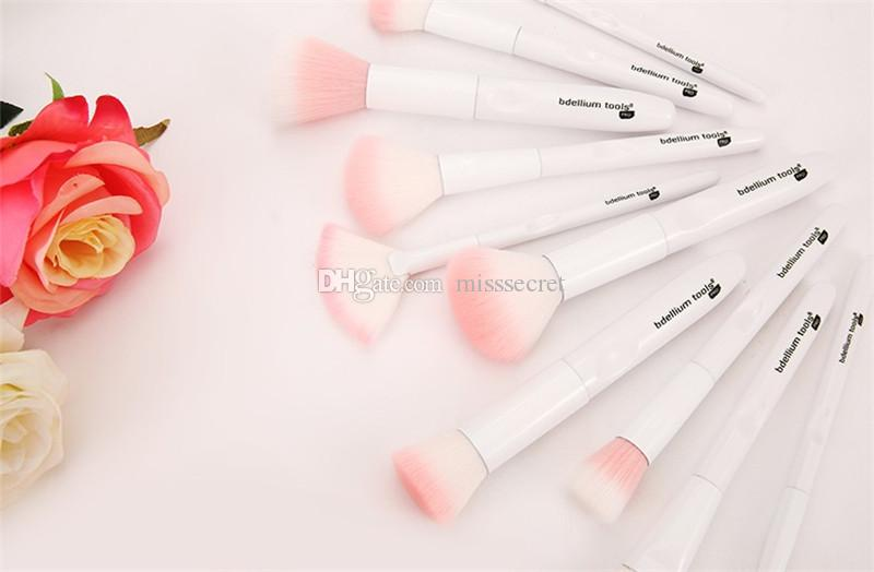 Makeup Brushes Set Soft Make-up Brush Kit Brand Comestic Makup eyeliner eyeshadow lip blush BB Cream Blush Brush Set DHL Free