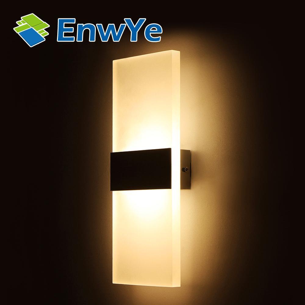 Großhandel Enwye Moderne 110 V 220 V Licht Led Wandleuchte ...