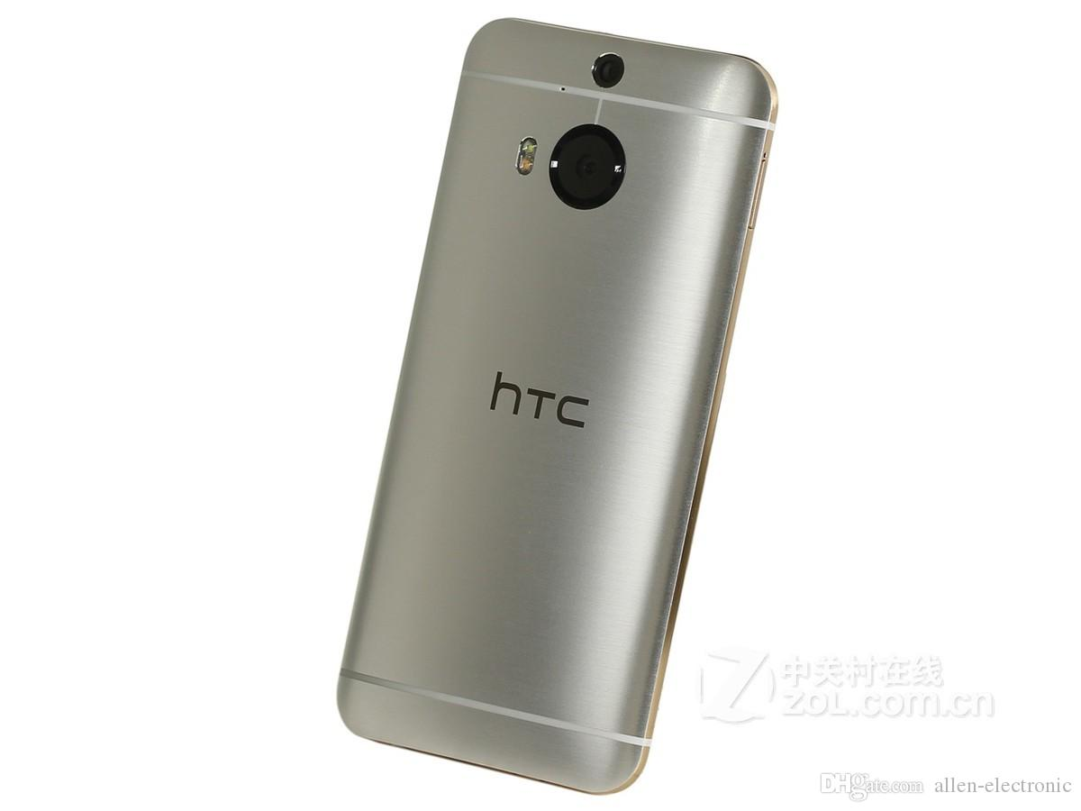 شحن مجاني DHL HTC One M9 بلس ثماني النواة 2.2 جيجا هرتز 3 جيجا رام ذاكرة 32 جيجا بايت 20 ميجا بيكسل ثلاثي الأبعاد 5.2