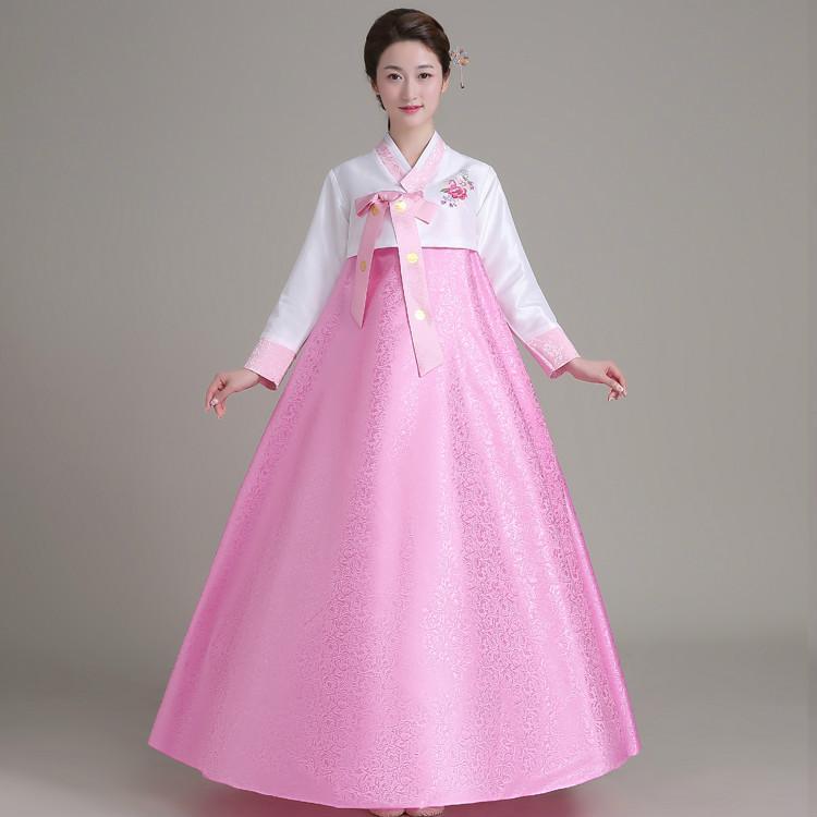 Acquista Q0228 Nuovo Arrivo Coreano Hanbok Vintage Coreano Tradizionale  Abito Da Donna Elegante Abito Hanbok Coreano A  115.8 Dal Shen8408  8763c227d6d