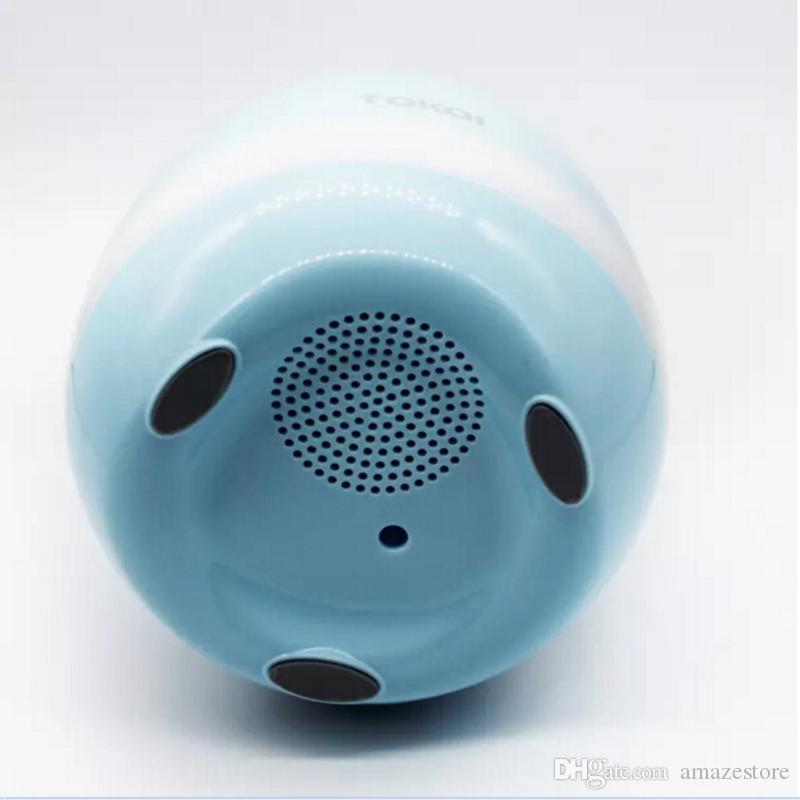 Creative Music Vase Smart Music Flowerpot Wireless Bluetooth Speaker K3 Intelligent Plant Piano Music with Colorful LED Night Light