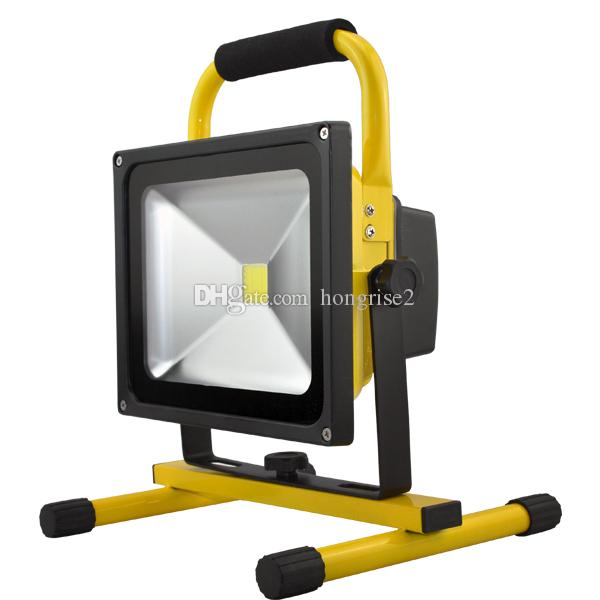 Portable Outdoor 5w Led Rechargeable Work Garage Flood: 2019 30W Portable Rechargeable Led Floodlight Handheld