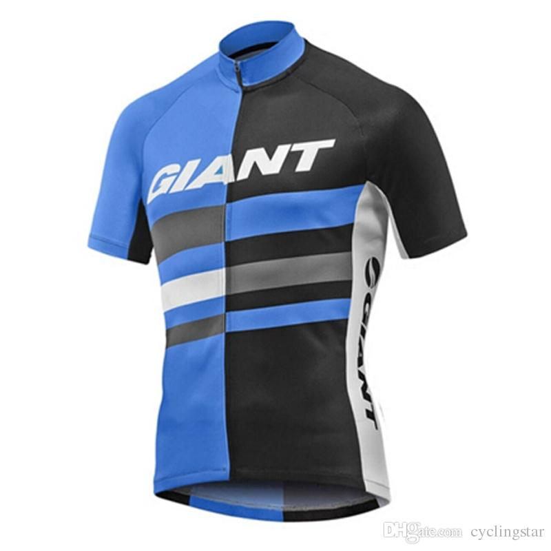 2017 NEW Giant cycling jersey pro team ropa ciclismo hombre bike mtb cycling clothing bicicletta maillot ciclismo summer bicycle wear D0607