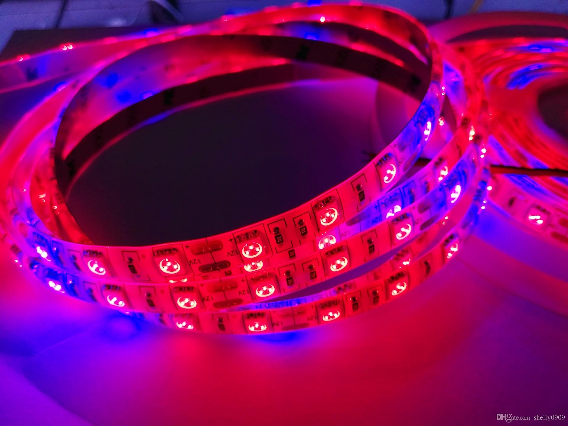 Led grow light strip hot style plant lamp 5 1 glue waterproof lamp see larger image parisarafo Gallery