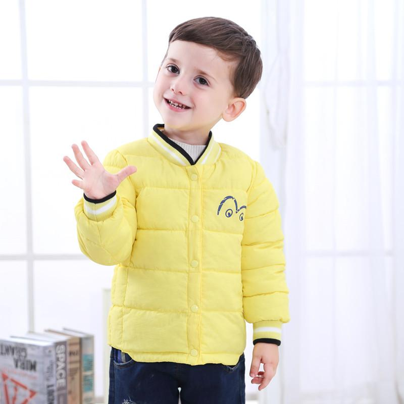 739ddb912ee3 Winter Children S Clothing Kids Down Cotton Outerwear Girls Wadded ...