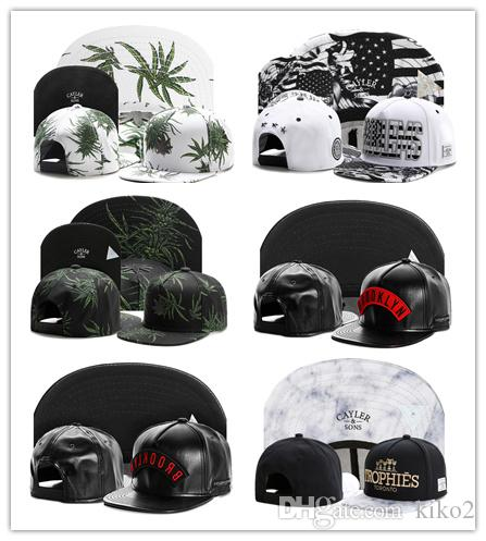 NEW Selling Snapbacks Hat Cayler   Sons Hip Hop Fashion Snapbacks  Adjustable Hats Men Caps Women Ball Caps Top Quality Snapback Cap Headwear  Baseball Hat ... 602210aec7b7
