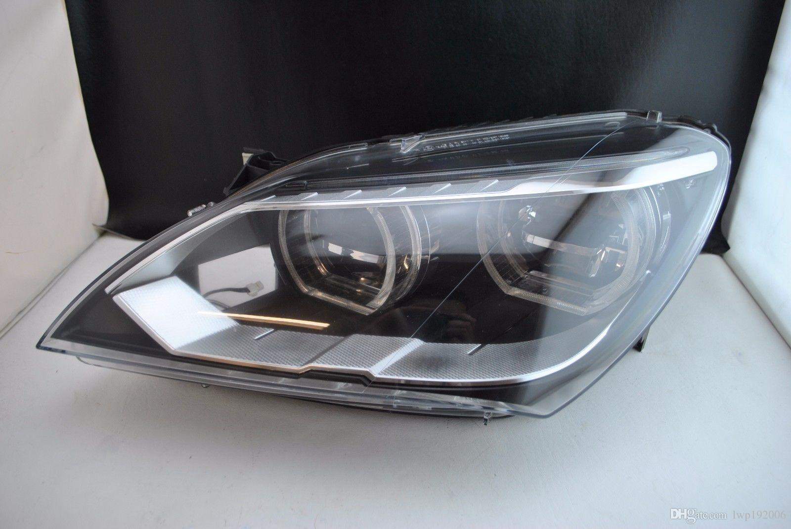 series headlights bmw control with halos box colorshift clearance hid rgb cl products