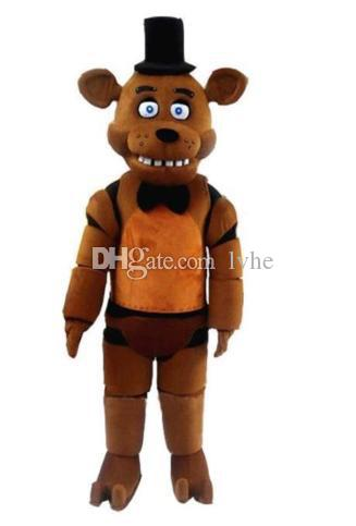 Five Nights At Freddy S Fnaf Freddy Fazbear Mascot Costume Fancy