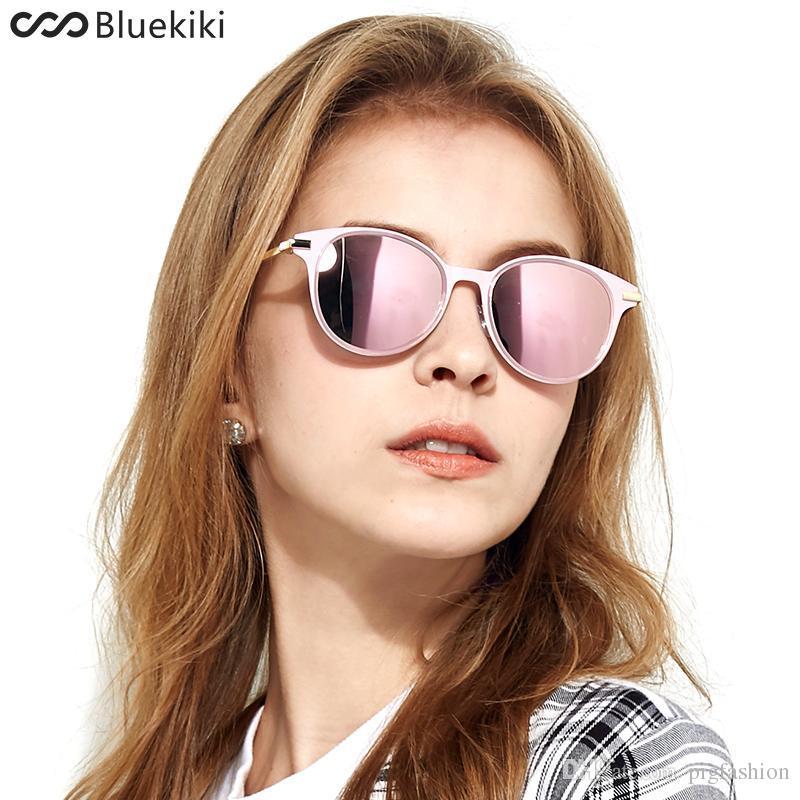 c7b52cb8cbe37 Wholesale KIKI Women Polarized Sunglasses Brand Designer Cat Eye Driving  Sun Glasses Round Brand Designer Gafas Cat Eye Sunglasses Sunglasses At  Night ...