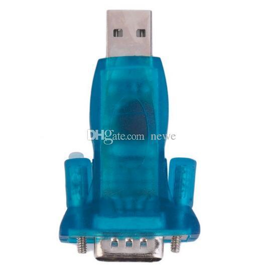 Ordinateurs Réseaux USB 2.0 Port série RS232 Convertisseur 9 broches Adaptateur pour Win7 / 8 Câbles Connecteurs