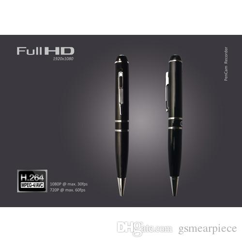 H264 HD Pen camera DVR 8G 1080P and 720P can be setting by yourself Photo and Video recorder